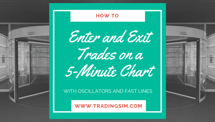 How to Enter and Exit Trades on a 5-Minute Chart