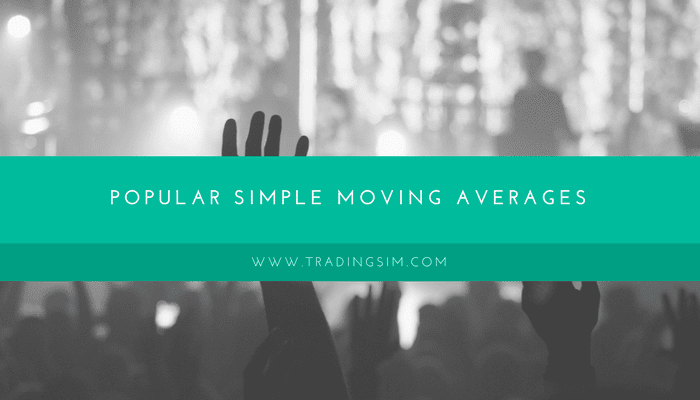 Popular Simple Moving Averages