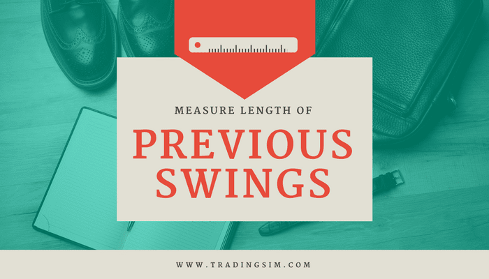 Measure Previous Swings