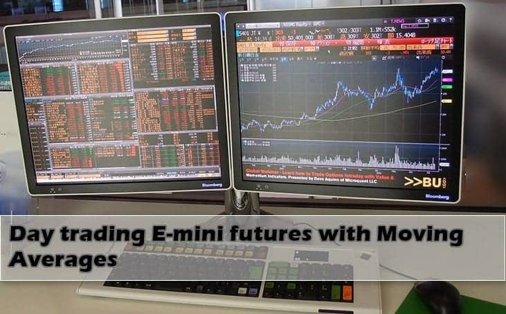 Day Trading E-Mini Futures with Moving Averages