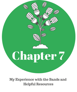 Chapter 7 - My Experience with the Bands and Helpful Resources