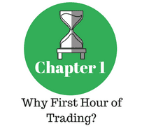 Chapter 1 - Why First Hour of Trading?
