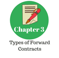 Chapter 3 - Types of Forward Contracts