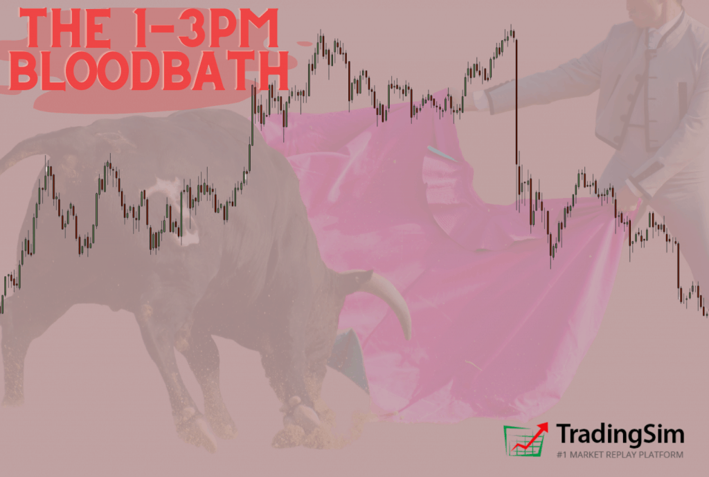 The 1-3pm Bloodbath: A Killer Late-Day Shorting Strategy
