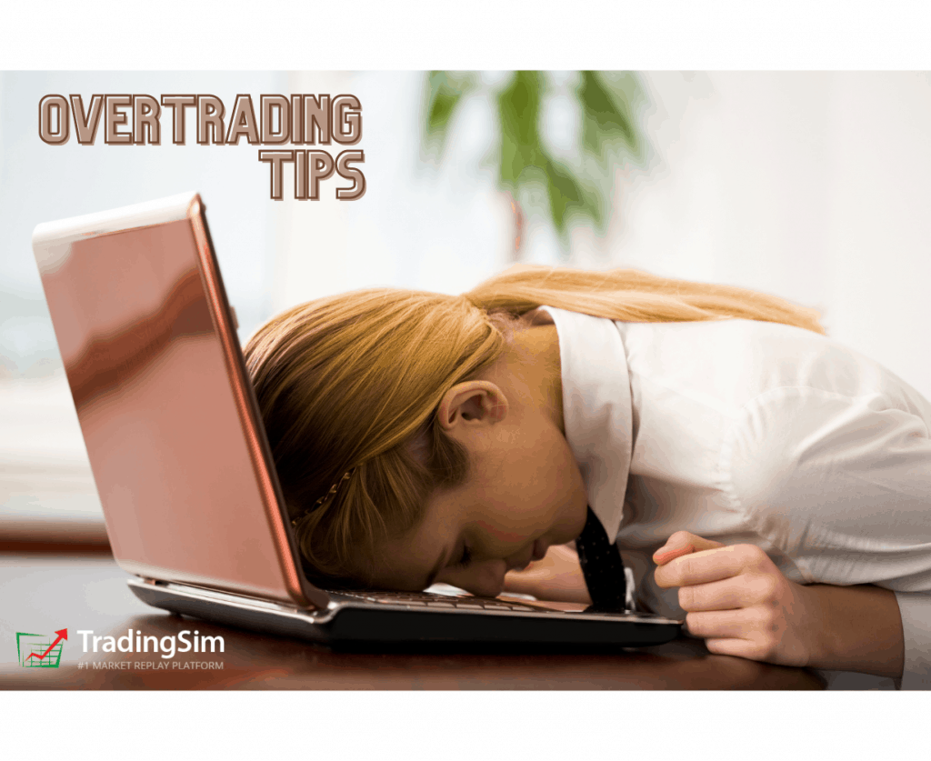 Girl struggling with overtrading