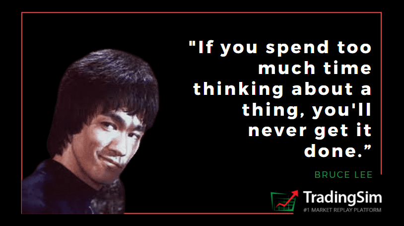 Bruce Lee get it done quote